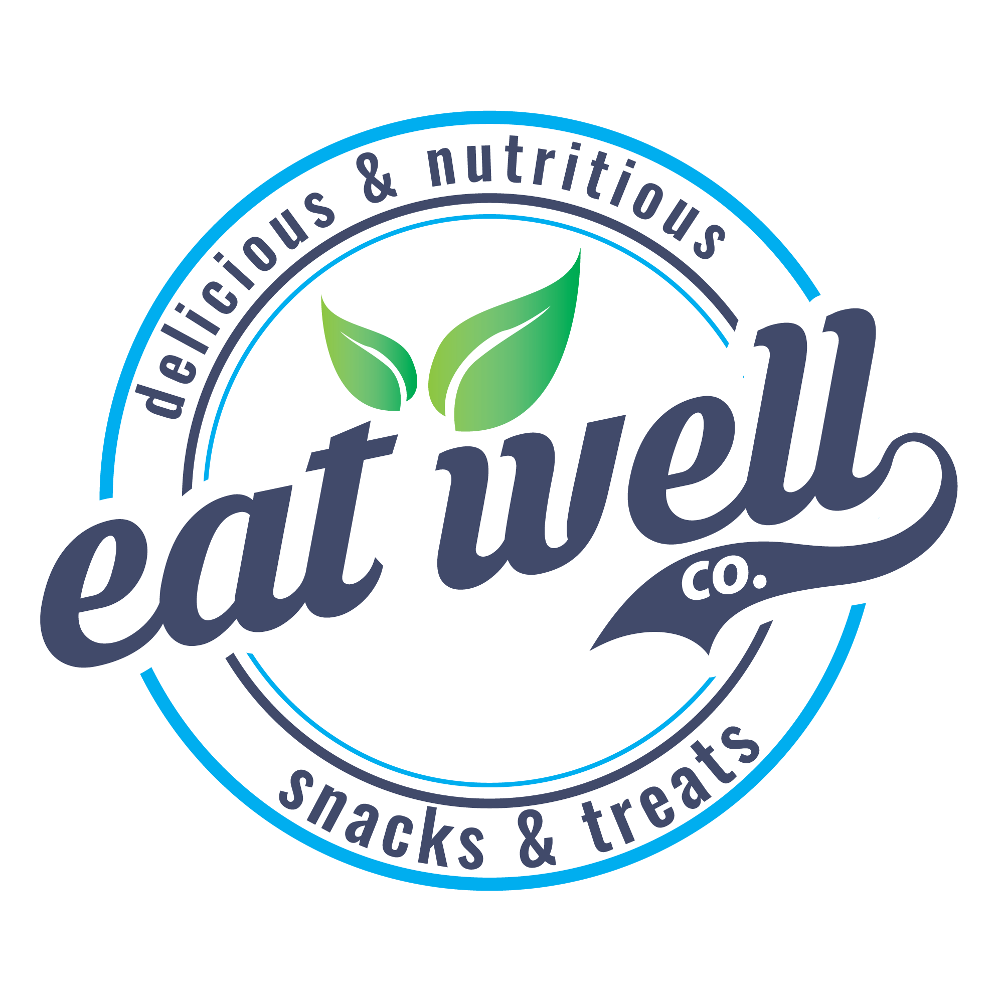 Eat Well Co. Logo